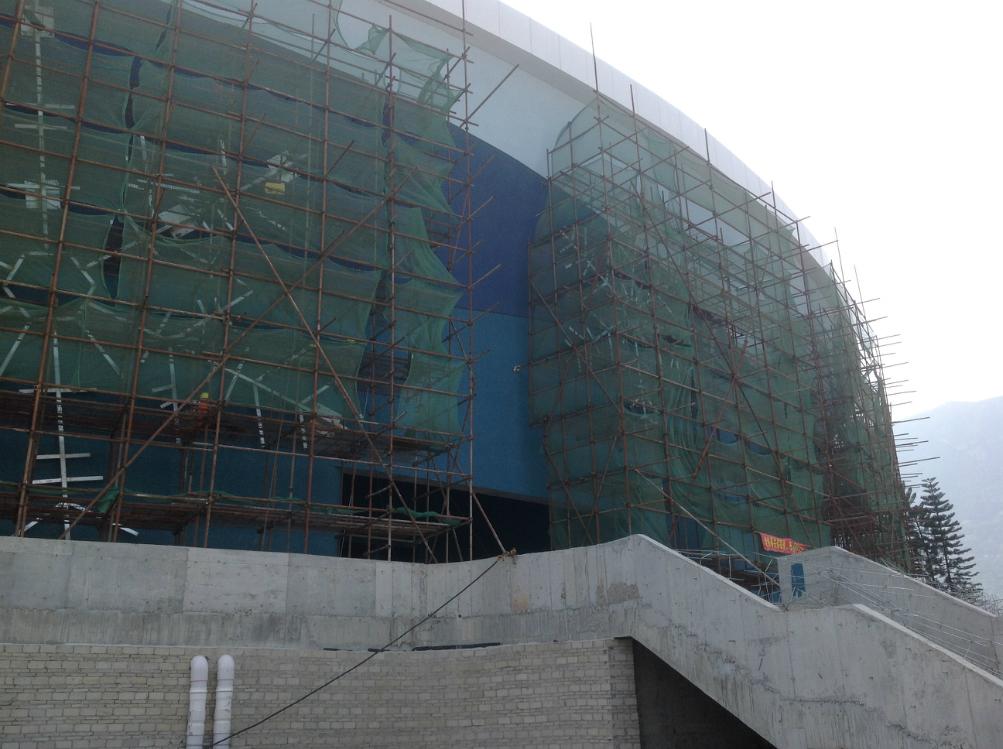 户外显示屏钢结构